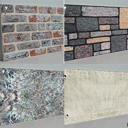 Dekoratif duvar panelleri
