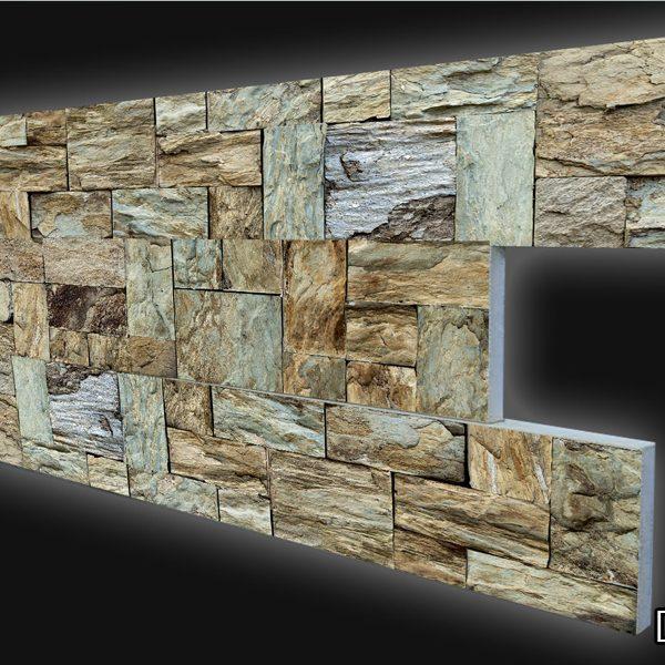 DP905 Mermer Görünümlü Dekoratif Duvar Paneli
