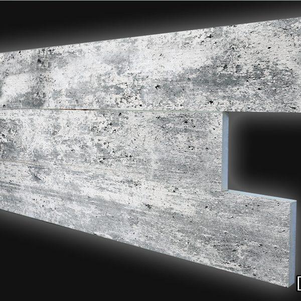 DP965 Beton Görünümlü Dekoratif Duvar Paneli