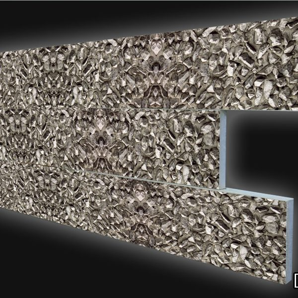 DP970 Beton Görünümlü Dekoratif Duvar Paneli