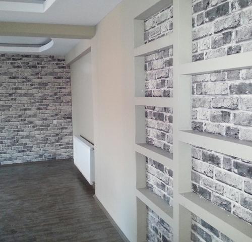 Dekoratif strafor köpük panel