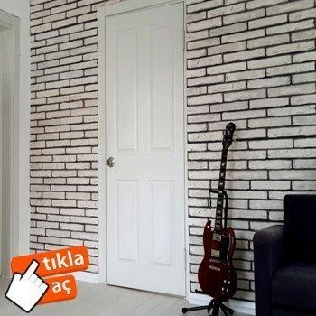 Kırca yapı dekoratif duvar panelleri