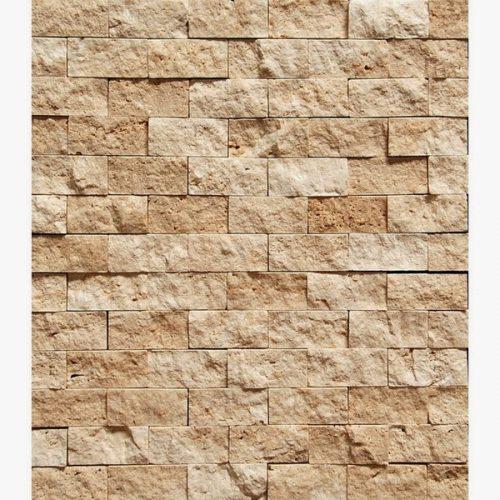 Patlatma duvar taşı