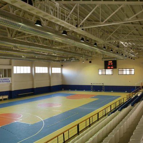 Spor salonları tadilat ve dekorasyonları