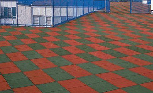 Spor salonu zemin kaplama